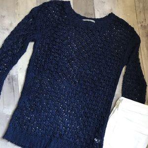 Rubbish Woman's Crochet Sweater